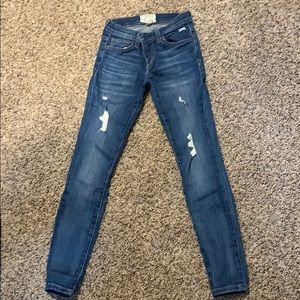 Current/Elliott Jeans size 23-0